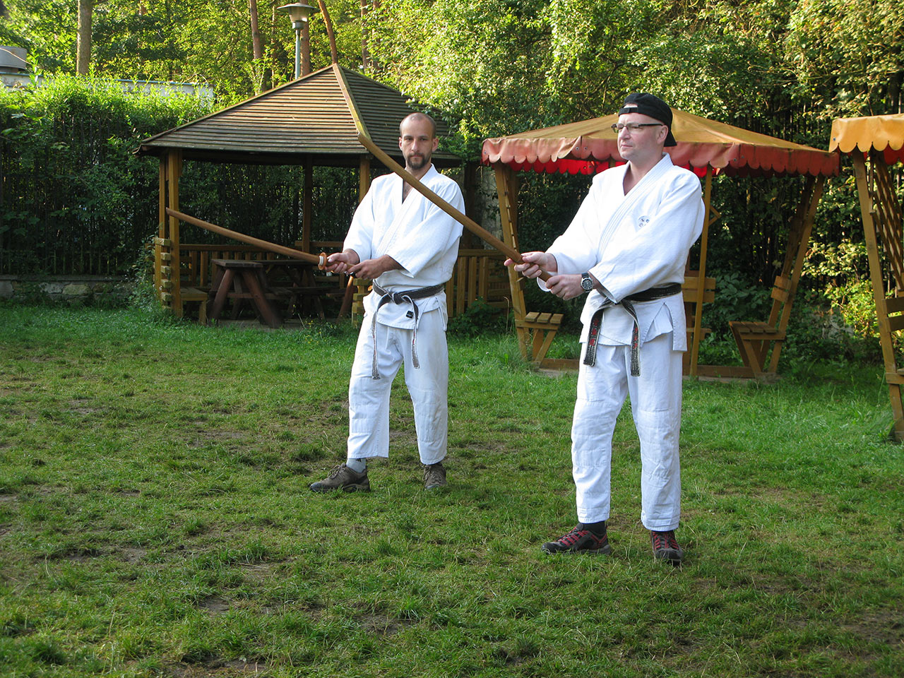 Aikido chrzanow burnos zieba